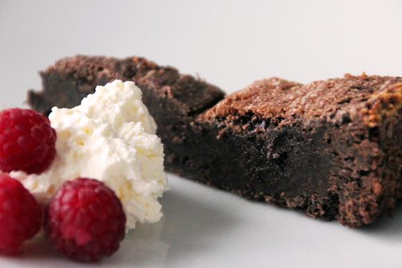 chokladtryffeltarta