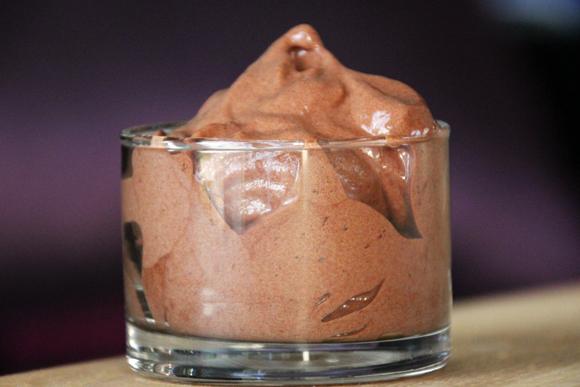 chokladbananglass