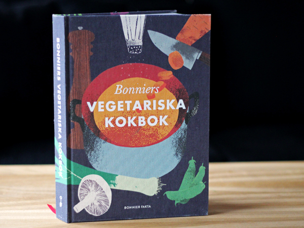 bonnier vegetarisk kokbok