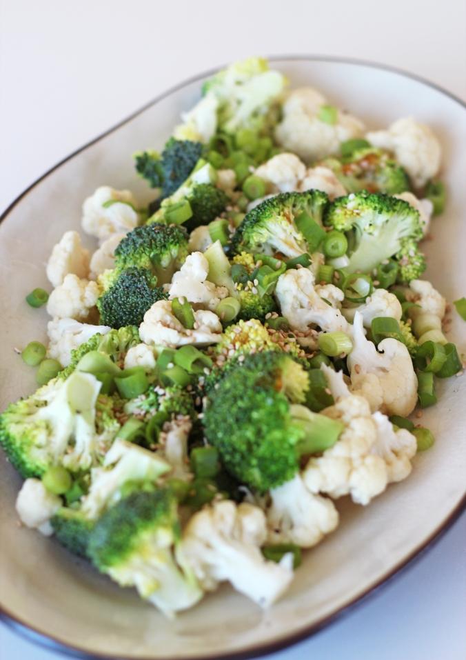 Ångkokta-grönsaker