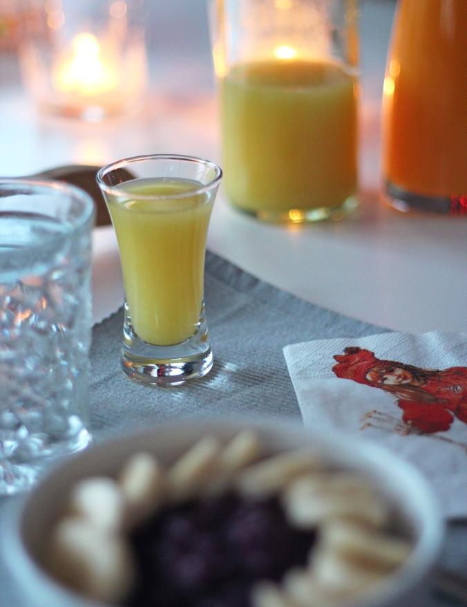 citron-och-ingefarsshot